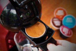 capsules à café utilisation