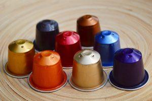 recyclage des capsules à café