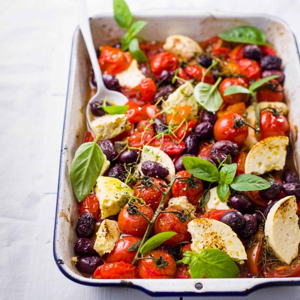 Les 5 meilleures recettes méditerranéennes