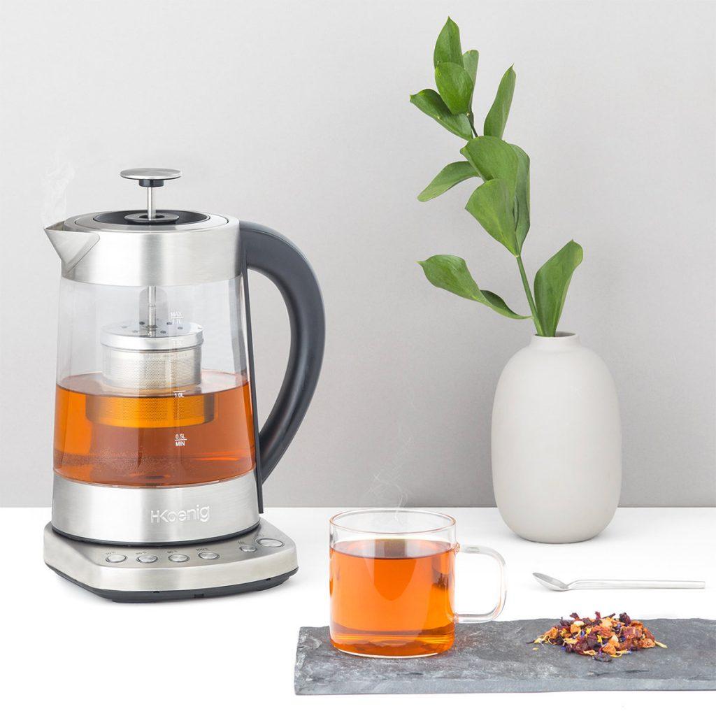 Comment préparer du thé avec votre machine : Les étapes pour mener à bien la préparation !